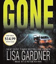 Gone by Lisa Gardner (2006, CD, Abridged)