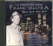Frank Sinatra's Greatest canzoni played by Henrik shouw