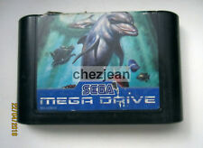 Ecco Tides of Time marées temps SEGA MEGADRIVE MEGA DRIVE TESTED FULLY WORKING