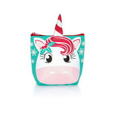 Thirty One 31 Cool Zip Snacker Holiday Unicorn Thermal New In Package