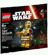 LEGO STAR WARS 5002948 C-3PO POLYBAG SEALED