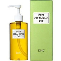 DHC Medicated Deep Cleansing Oil 70mL (SS), 120 mL (M), 200 mL (L) from Japan