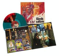 Rob Zombie VINYL The Lords Of Salem Soundtrack Exclusive Satanic Rite Color LP