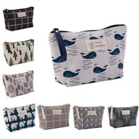 Portable Travel Cosmetic Makeup Bag Organizer Toiletry Case Wash Pouch *US