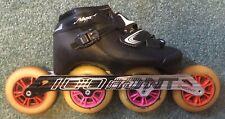 Bont Naypor Inline Speed Skates Size 38 (7 1/2)