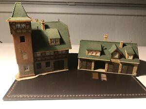 Spur N Vollmer 21072, 20990 Feuerwehr , Spritzenhaus