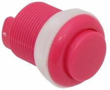 Push Button Arcade Style Pink - 4676