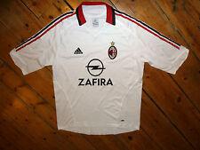 AC Milan Shirt Grande + + 2005 + AWAY FOOTBALL JERSEY + camiseta maillot maglia