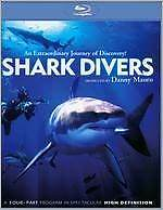 Shark Divers: Documentary Collection - BLU-RAY Region A - Sealed