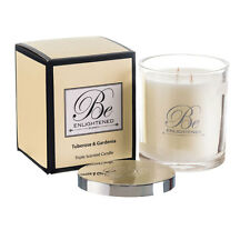 New candle Tuberose & Gardenia Triple Scented Candle by Be Enlightened