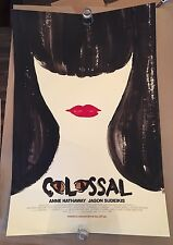 Colossal by Akiko Sterehnberger MONDO 175 Limited Print Poster SOLD OUT