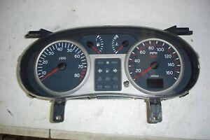 renault clio sport 172 speedo clocks