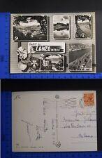 LANZO D'INTELVI (CO) - SALUTI DALLA LOCALITA' E PANORAMI DIVERSI - GRUSS - 22352