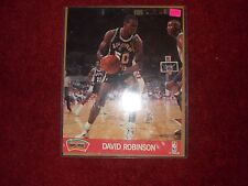 DAVID ROBINSON  8X10 COLOR GLOSSY PRINTED  PHOTO