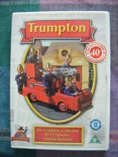 Trumpton - Complete Collection all 13 Episodes digitally restored - DVD