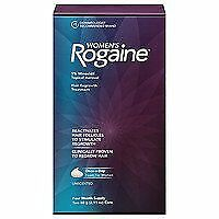 Women's Rogaine Hair Regrowth Treatment Foam Promotes Hair Growth 4 Month Supply