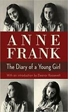 Anne Frank: The Diary of a Young Girl Mass Market Paperback NEW