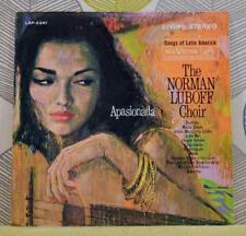 NORMAN LUBOFF CHOIR - Apasionada [Vinyl LP,1961] USA Import LSP-2341 Rare *EXC