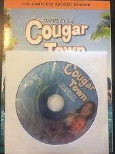 Cougar Town – Season 2, Disc 2 REPLACEMENT DISC (not full season)