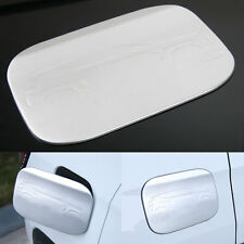 For 2017+ Jeep Compass ABS Shiny auto Fuel Tank Gas Cap Lid Cover Moulding Trim