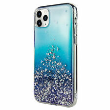 For iPhone 11 Pro - Switcheasy Crystal Starfield Quicksand Style Case