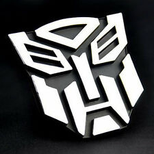 3D Decal Autobot Front Transformers Truck Auto Car Sticker Emblem Fashion Cool