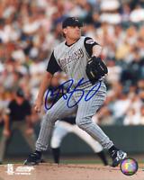 Curt Schilling Autographed 8x10 Photo