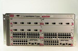 HP J4819A Procurve 5308xL  +3x J4878A +2x J4820A +2x J4907A  +2x J4839A Pro-1138