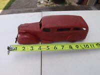 1930's Wyandotte LaSalle Pressed Steel Toy Car RARE HTF Red