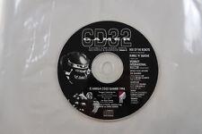 AMIGA CD32 GAMER MAGAZINE CD Testato & Lavoro