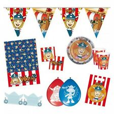 Vicky the Viking Pack for 8 people plates cups napkins tablecover see listing