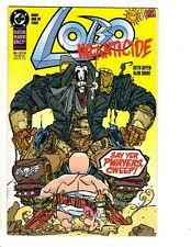 12 Lobo Comics Infanticide 1 3 Hollywood 1 Victim 1 Love 1 Chair 1 Mini 1-4 J308