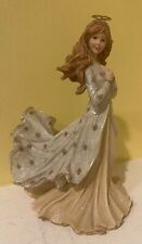 Limited Edition Boyds Charming Angels Annalisa Guardian Of Virtue 282319 Euc