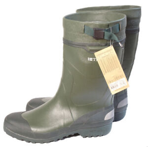 Tretorn SCOUT S ist ein robuster Gummistiefel Green Rain Boot Größe 45 Herren /