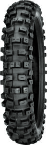 IRC IX05H Rear 110/100-18 Inter-Hard Motorcycle Tire - 310779 Rear 32-4374 18