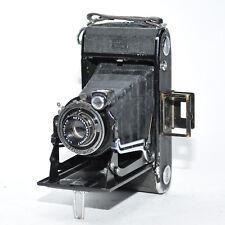 ZEISS IKON Film b2 25 75 BT Nettar-ANASTIGMAT 1:7,7 F = 10,5 cm pliante Caméra 6x9cm