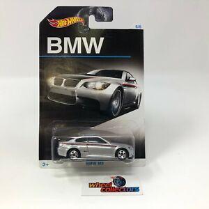 BMW M3 * Silver * Hot Wheels BMW Series * WJ11
