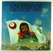 """12"""" LP - Cat Stevens - Greatest Hits - E158 - cleaned"""