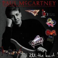 Paul McCartney All the best! (1987) [CD]