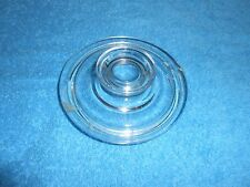 VTG Pyrex Flameware 6 Cup Glass Coffee Pot Lid Cover - Replacement Part