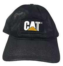 Caterpiller Tractor Hat One Size Fits Most