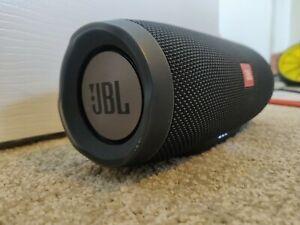 JBL Waterproof Bluetooth Wireless Portable Speaker CHARGE 3 Black