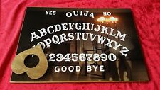 Wooden Ouija Board The Empty Spirit Chair & Planchette & Instructions Ghost