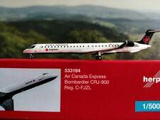Herpa Wings 1:500 bombardier crj-900 Air Canada Express 533164 modellairport 500