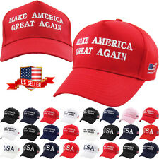 Make America Great Again MAGA Donald Trump 45 President USA Hat Cap