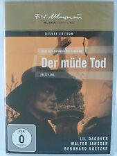 La fatigue mort - 3 tâches, auxquelles vous échoue-Fritz Lang, vie, ne