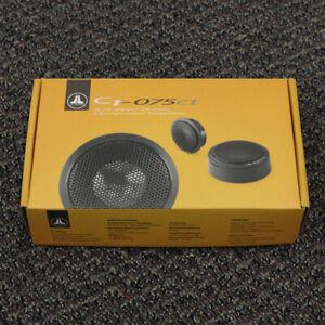 "JL AUDIO C1-075ct 0.75"" CAR AUDIO COMPONENT TWEETERS C1 SERIES 6-OHM 50W 150W"