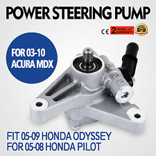 FIT 03-10 ACURA MDX HONDA ODYSSEY 2003 2004 HONDA PILOT POWER STEERING PUMP