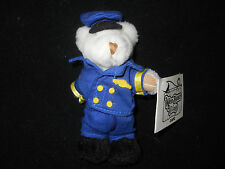 Ganz Airplane Pilot Wee Bears Village Bear