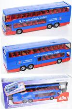 SIKU 3814 MERCEDES BENZ Reisebus Doppeldecker O404dd